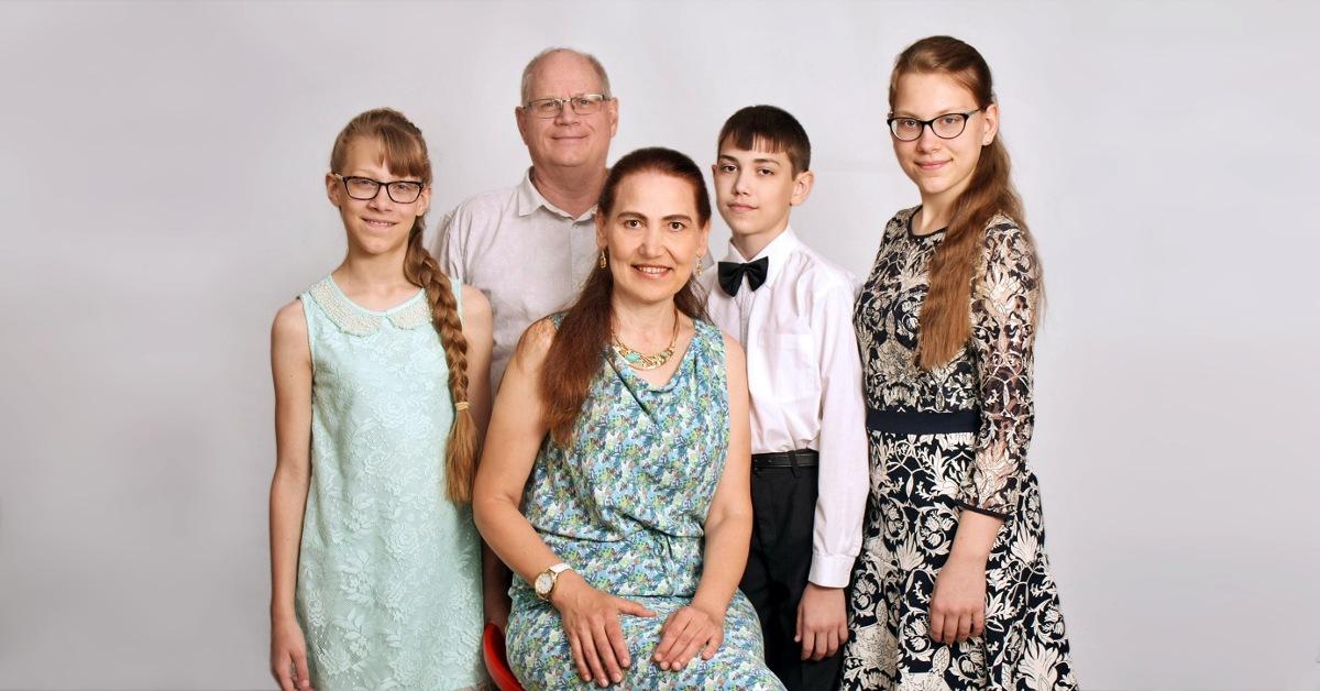 Семья Винс