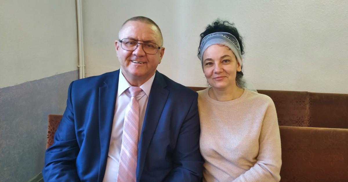 Владимир и Ирина Минаковы