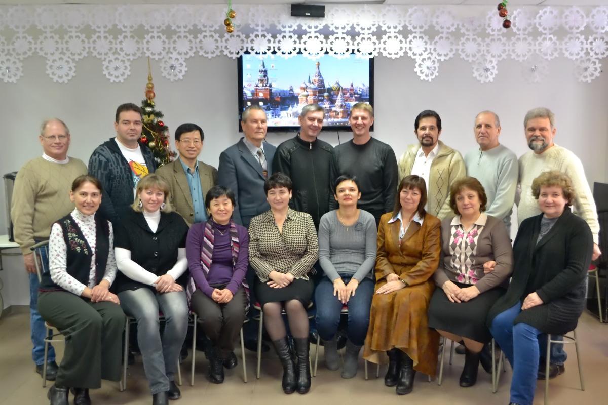 2013 год. Совет церкви