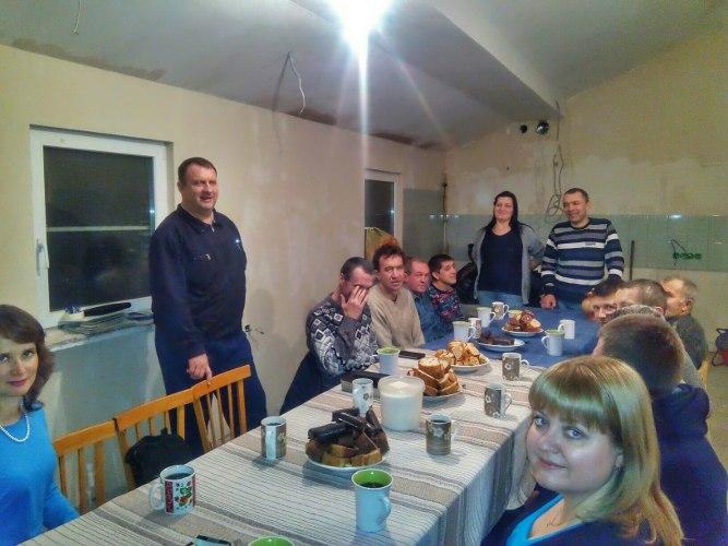 Посещения служетелей ребцентра в Суходоле