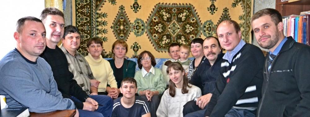Братья из Волгограда посетили общину в Балашове