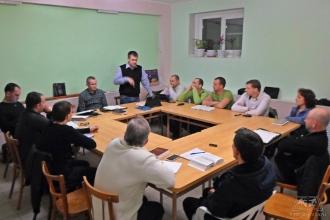 Встреча служителей в Астрахани