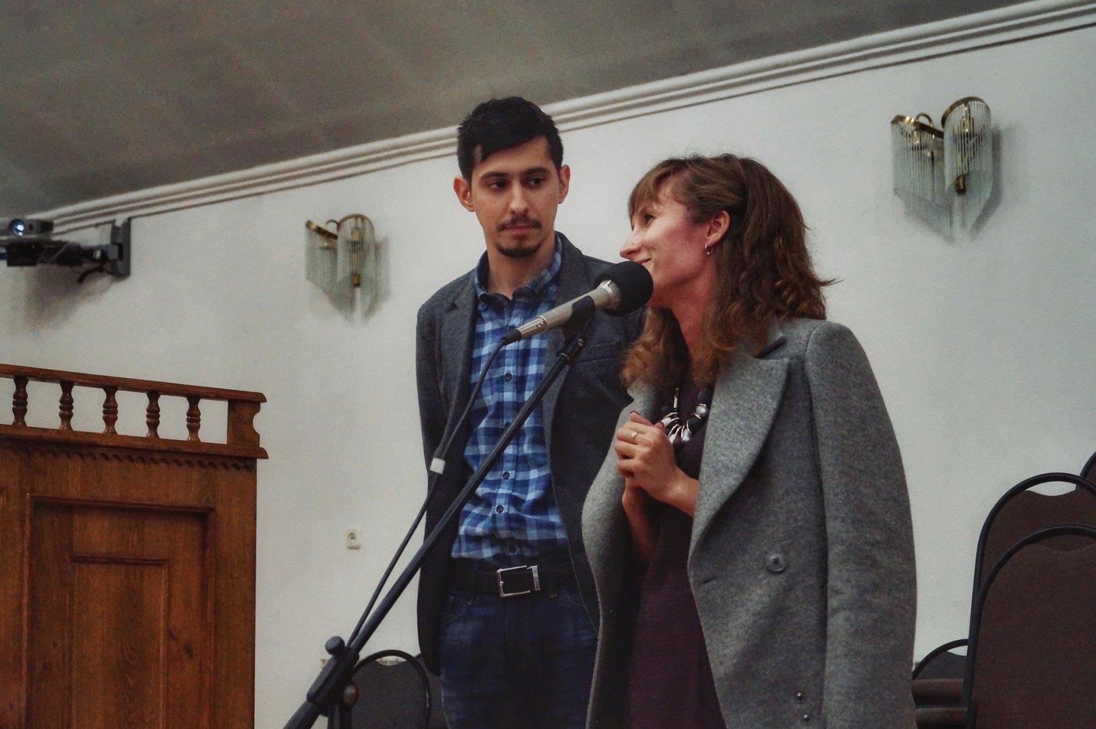 Рустам и Яна делятся своей историей