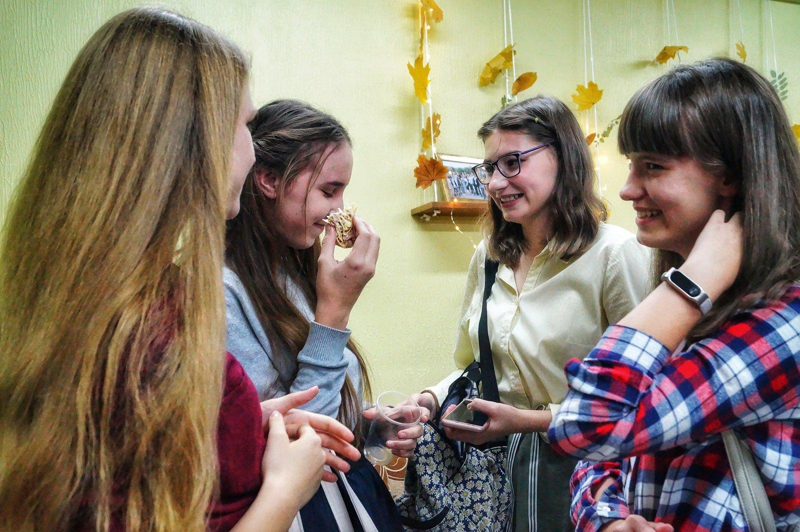 Свободное общение в церкви