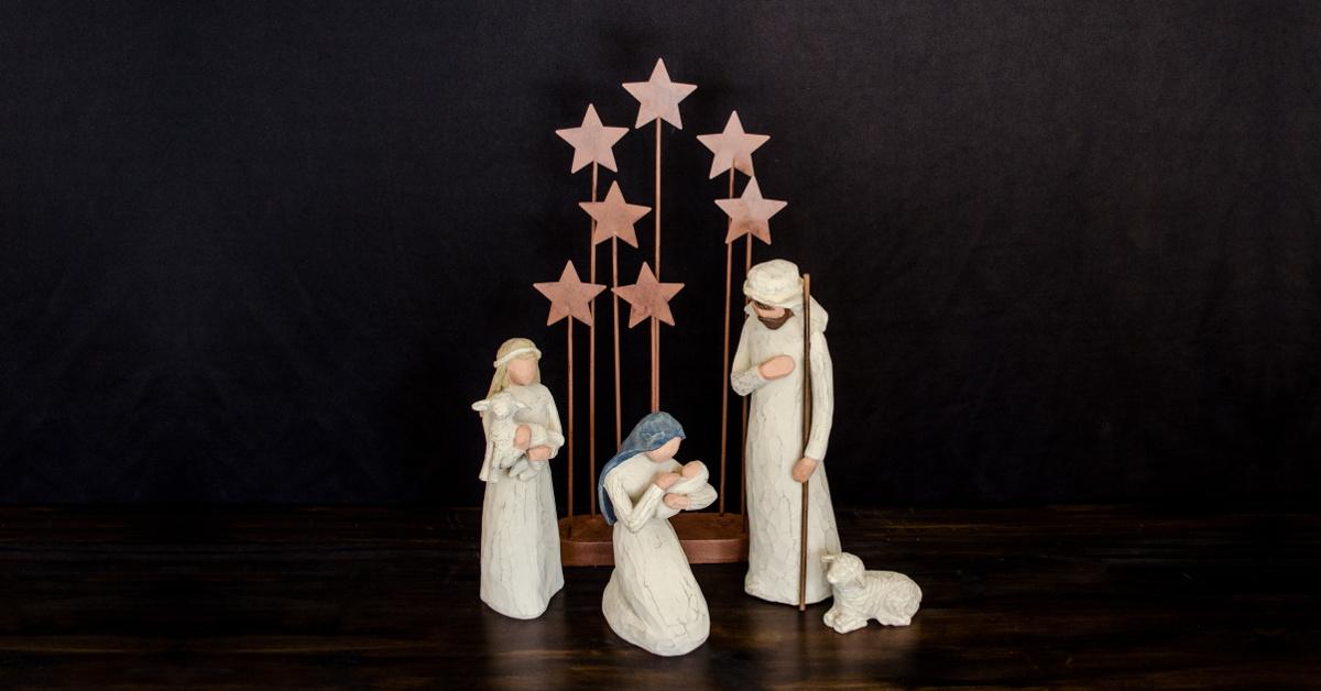 Рождество Христово: рождественские фигурки