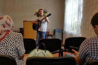 Посещение церквей на Донбассе