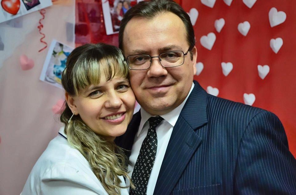 Дмитрий и Наталья Лавровы