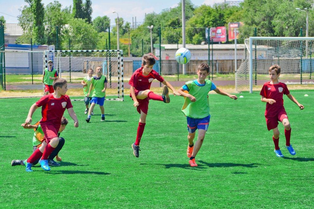Футбольный турнир