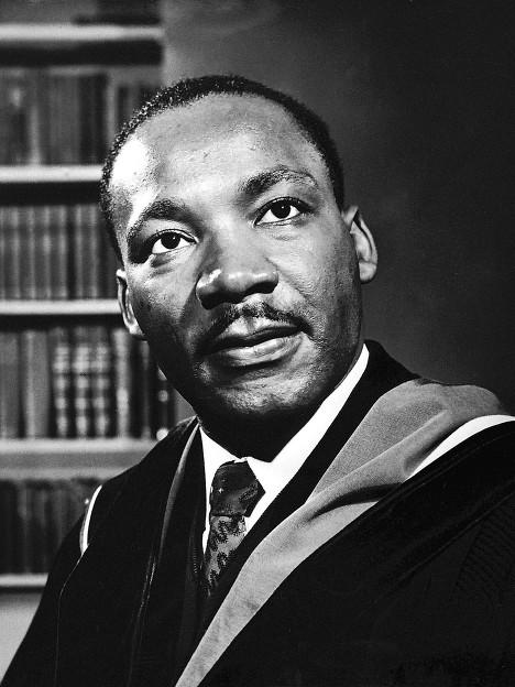Мартин Лютер Кинг мл.