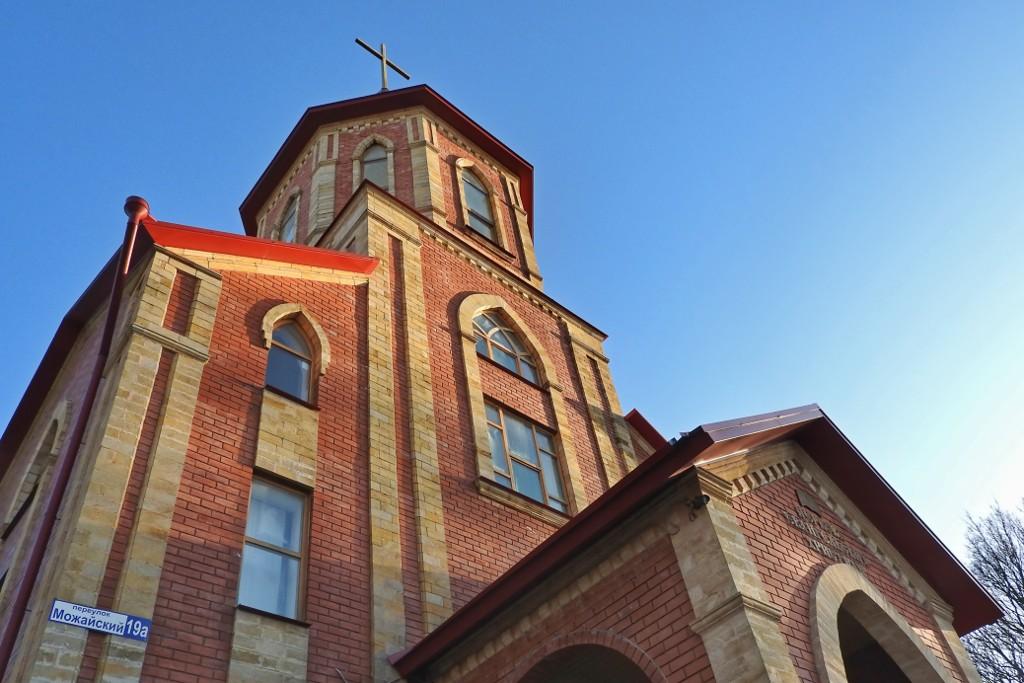 Церковь ЕХБ в Ставрополе