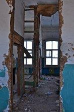 Состояние исторического дома молитвы ЕХБ в Ленинске