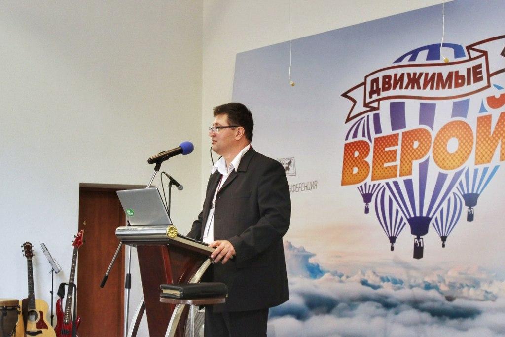 Проповедь Романа Алпатова