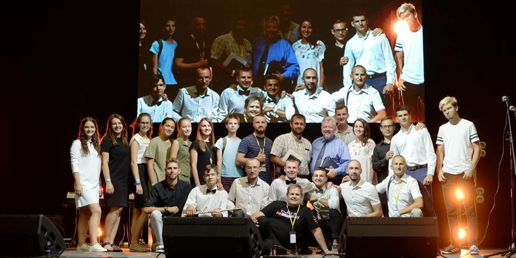 Волгоградские участники конференции «Я молодой»