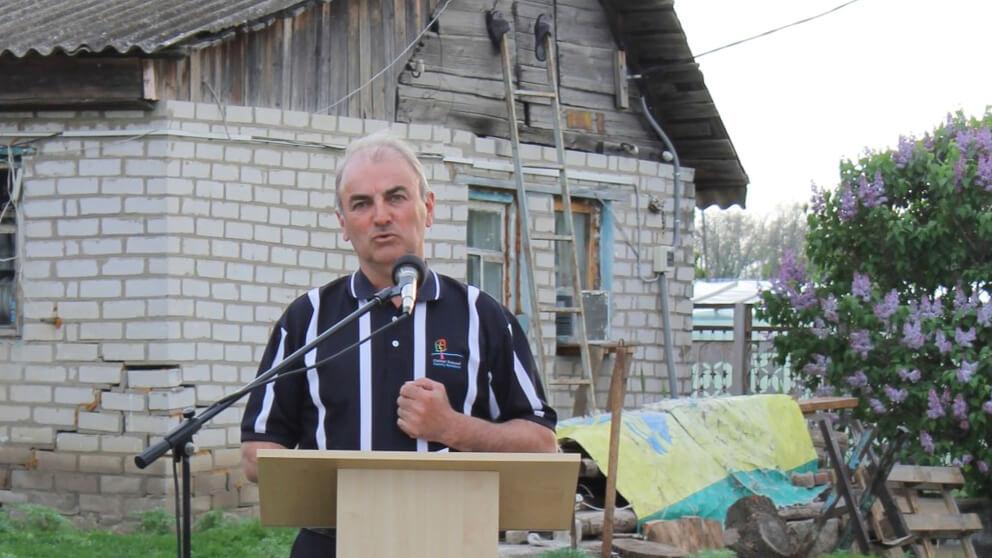 Николай Алексеевич Кривопустов