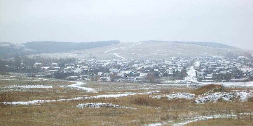 село Франк/Медведица Волгоградской области