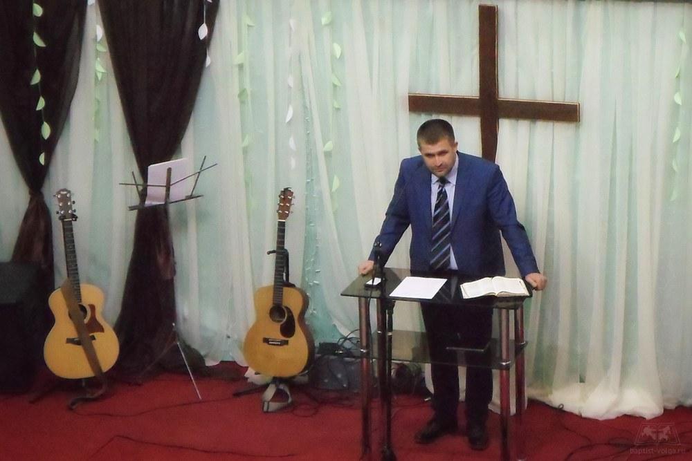 Проповедь епископа Виталия Мороза