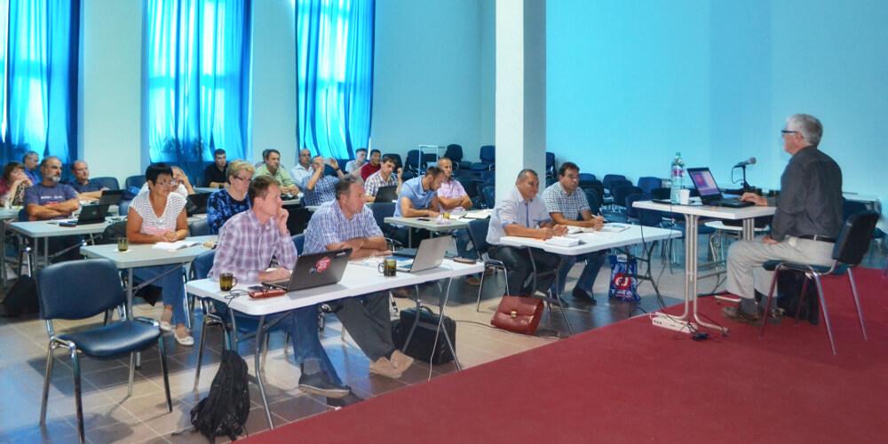 Вторая сессия института TCMII в Волгограде