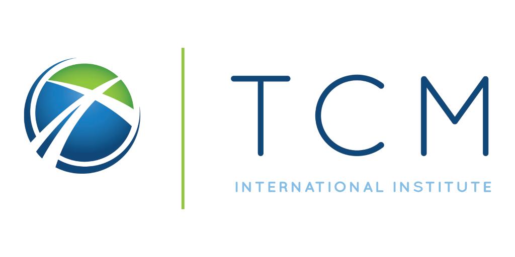 Логотип международного института TCMI