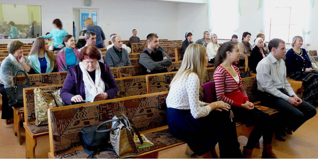Встреча служителей воскресных школ