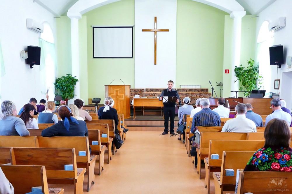 Встреча учителей воскресных школ