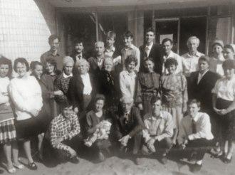 волгоградские баптисты в 90-х