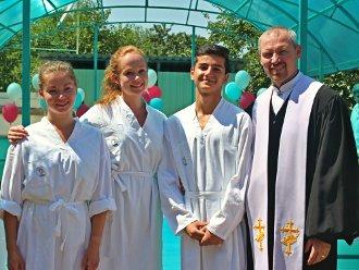 Крещение в 2015 году